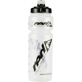 Red Cycling Products Bike Bottle Bidon 750ml przezroczysty
